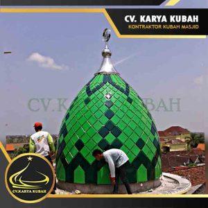 Portofolio Kubah Masjid CV Karya Kubah