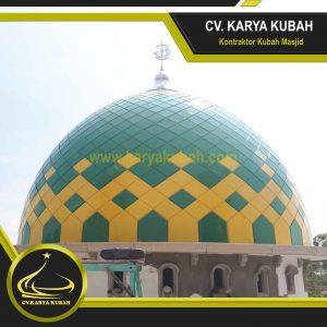 Portofolio Kubah Masjid Lamongan