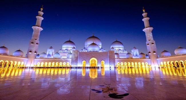 Agung Sheikh Zayed