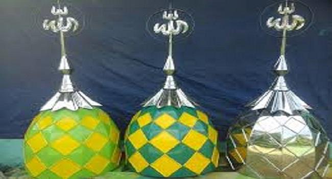 Contoh Gambar Kubah Masjid Minimalis