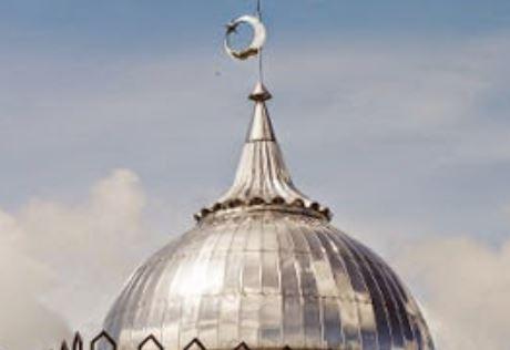 Gambar Kubah Masjid Sederhana