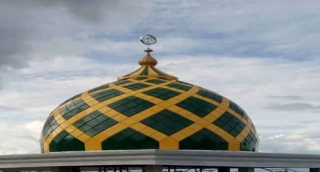 Gambar Kubah Masjid Minimalis