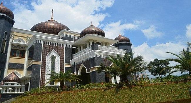 Masjid Taman Safari