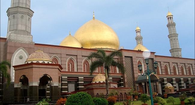 Sejarah Masjid Kubah Emas Depok