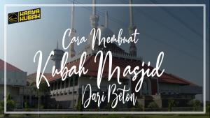 Virall Ada Apa dengan Masjid Taman Safari CV Karya