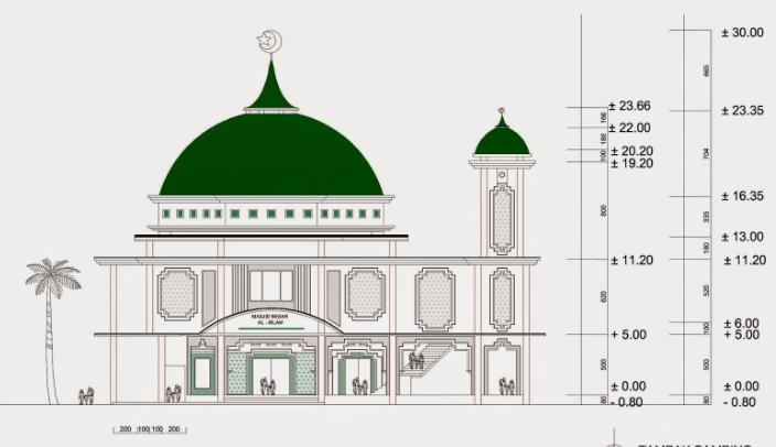 Cara Membuat Masjid