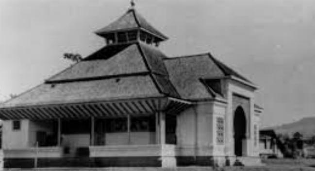 Masjid Jaman Dulu