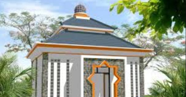 Model Masjid Sederhana