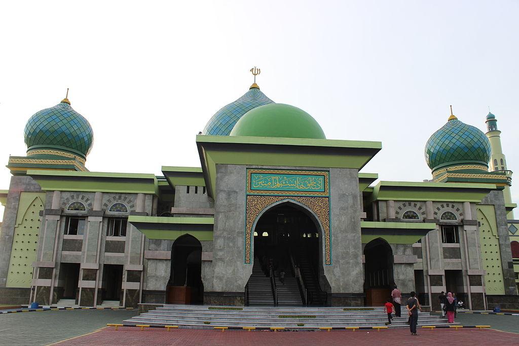 1024px Masjid Agung An Nur