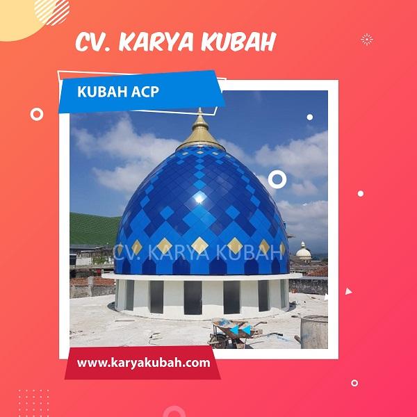 Kubah Masjid Acp