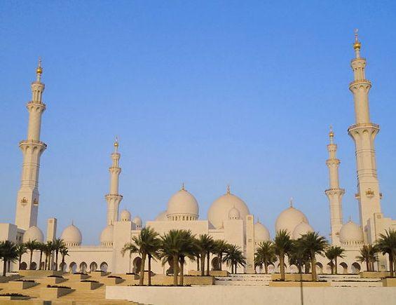 Mosque Sheikh Zayed Bin Khalifa