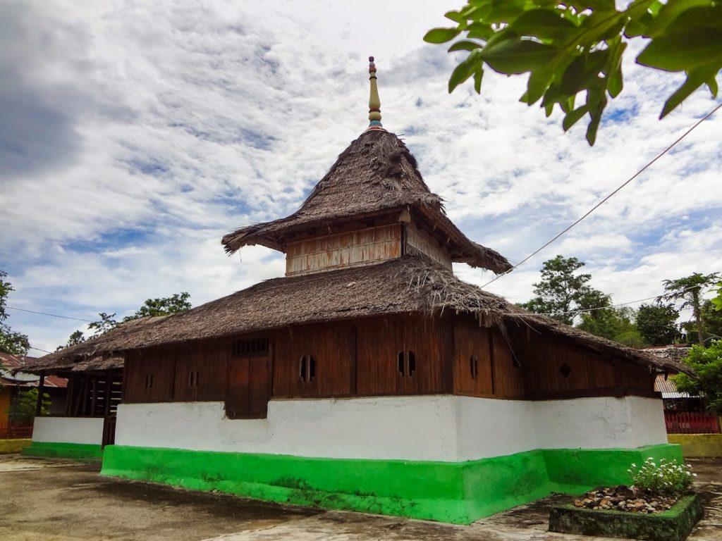 Masjid Wapuwae