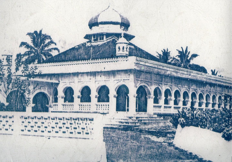 Masjid Tua Pekanbaru