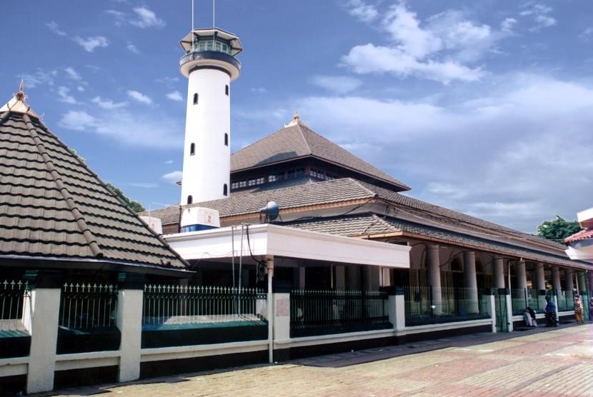 Masjid Sunan Ampel Surabaya Jawa Timur 140506132239 148