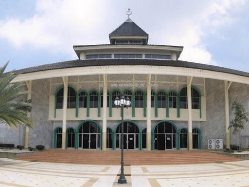Masjid Agung Syekh Quro