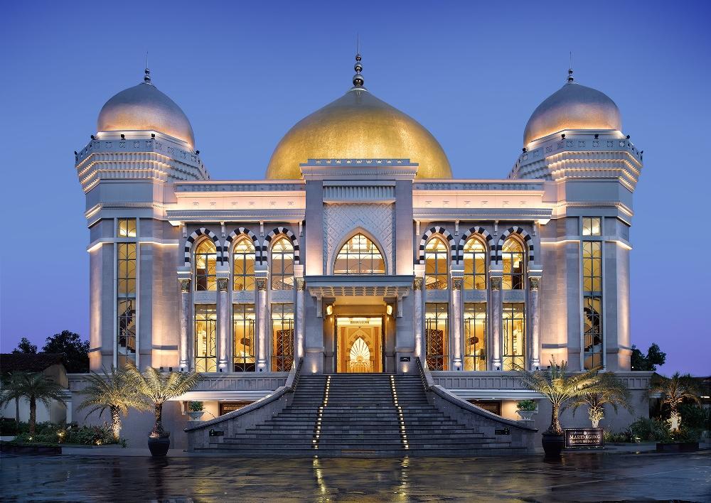 Masjid Trans Studio Bandung